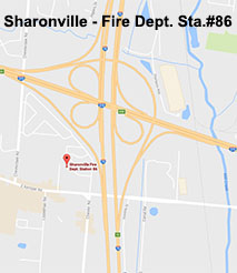 Sharonville FD - Feb 11, 2019 (Mon)