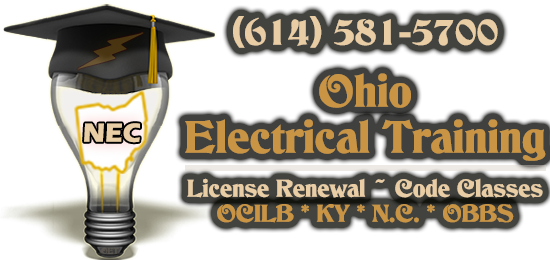 OCILB Electrical Code License Renewal Classes